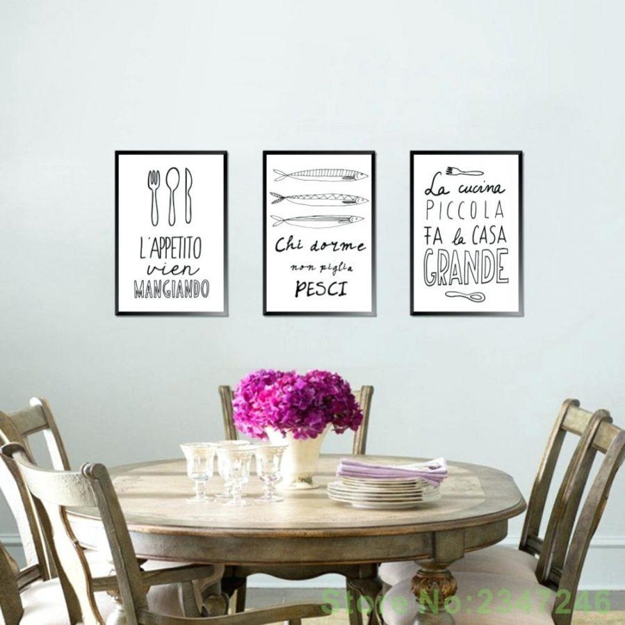 Featured Photo of Italian Wall Art Quotes