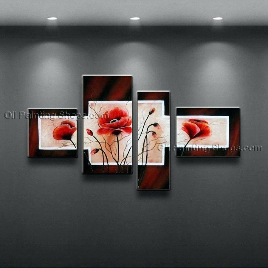 Wall Ideas: Large Contemporary Wall Art (View 19 of 20)