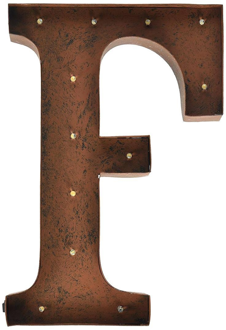 Wall Ideas : Large Metal Letters Wall Art Uk Vintage Metal With Regard To Decorative Metal Letters Wall Art (Image 14 of 20)