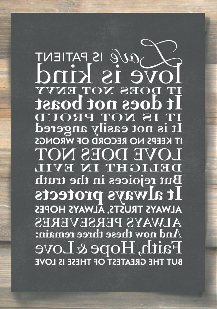 Wall Ideas : Love Metal Sign W Scroll Word Wall Art Metal Wall In Wooden Word Art For Walls (View 9 of 20)