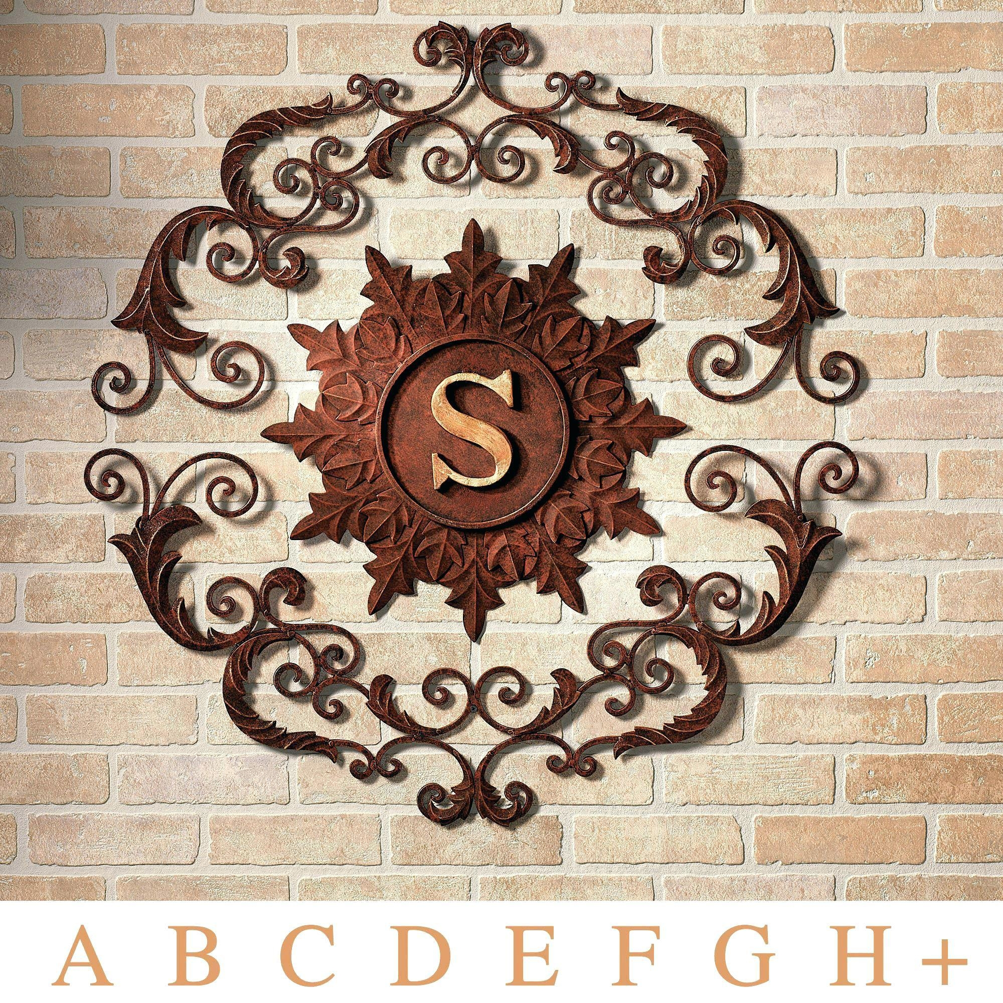 Wall Ideas: Medallion Wall Art (Image 15 of 20)