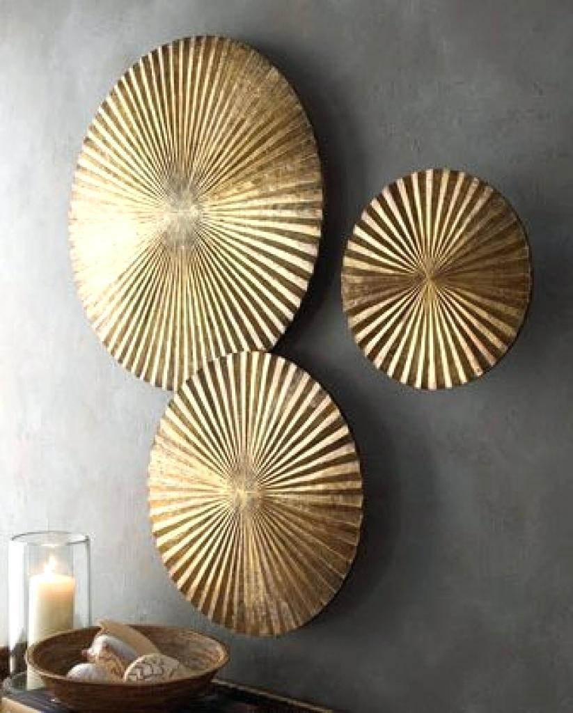 Wall Ideas: Medallion Wall Decor (Image 16 of 20)
