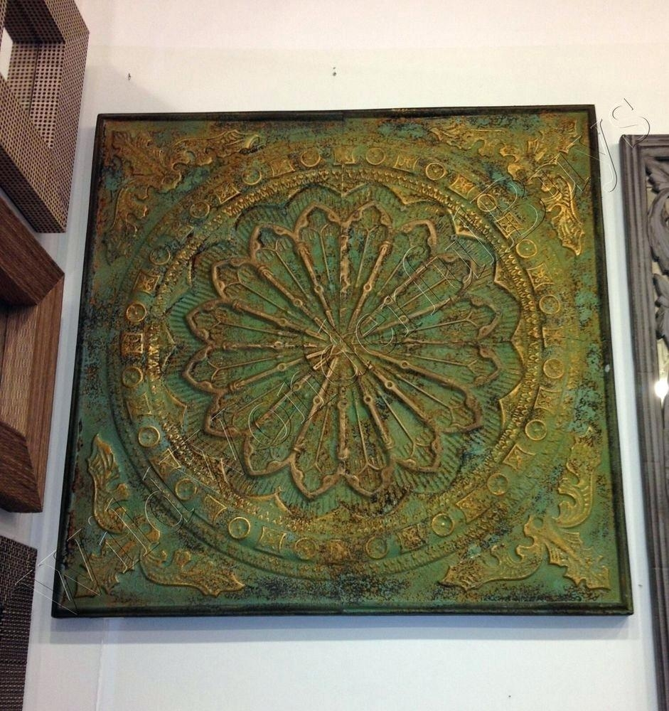 Wall Ideas: Medallion Wall Decor (Image 17 of 20)
