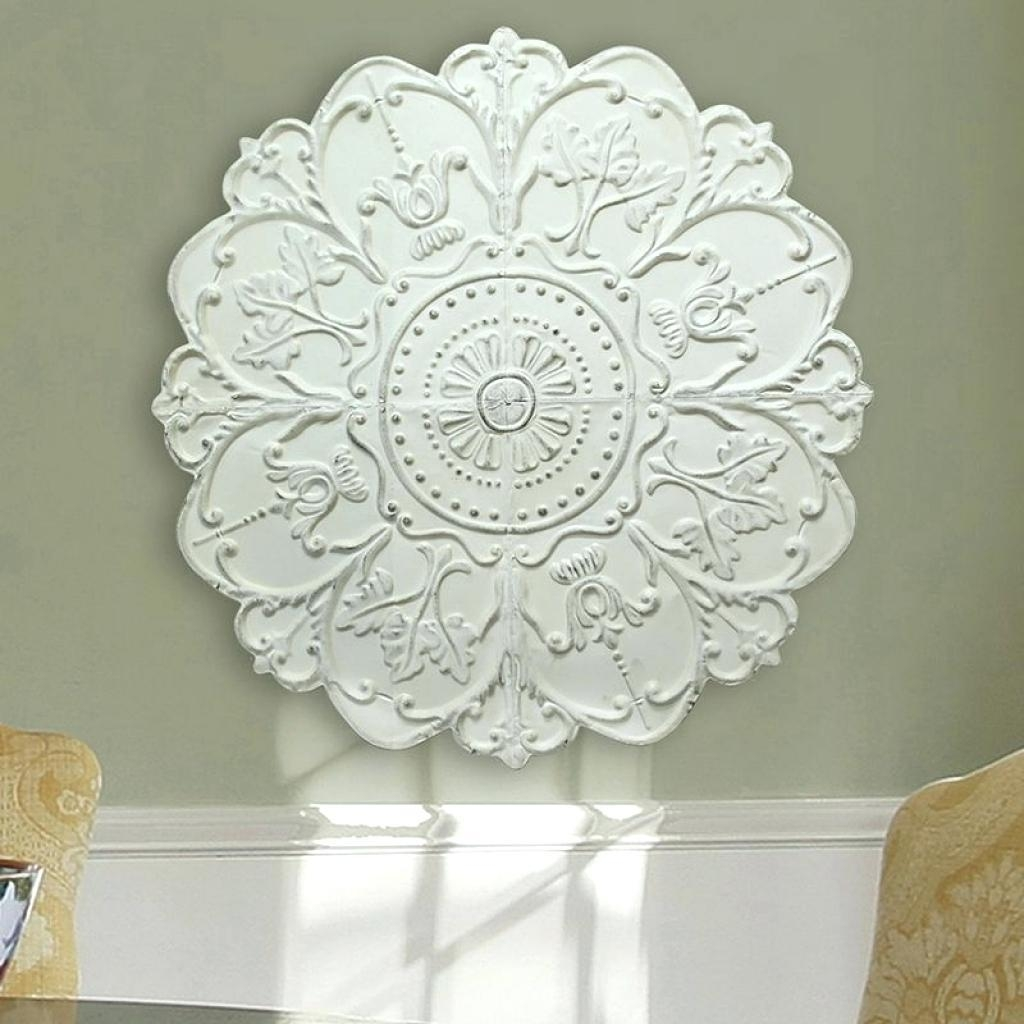 Wall Ideas: Medallion Wall Decor (View 7 of 20)