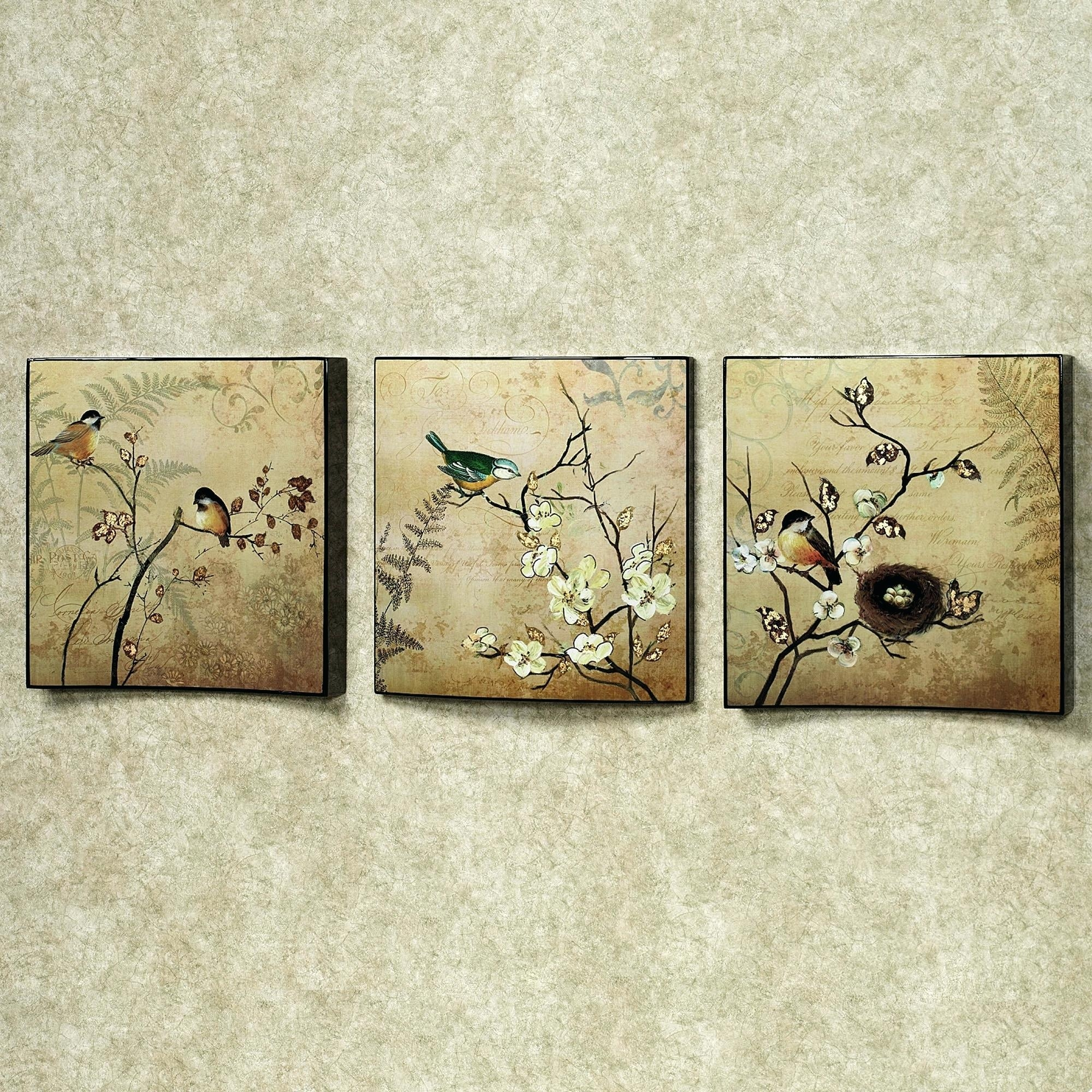 Wall Ideas : Mediterranean Canvas Wall Art Mediterranean Framed Intended For Blue And Brown Wall Art (Image 20 of 20)