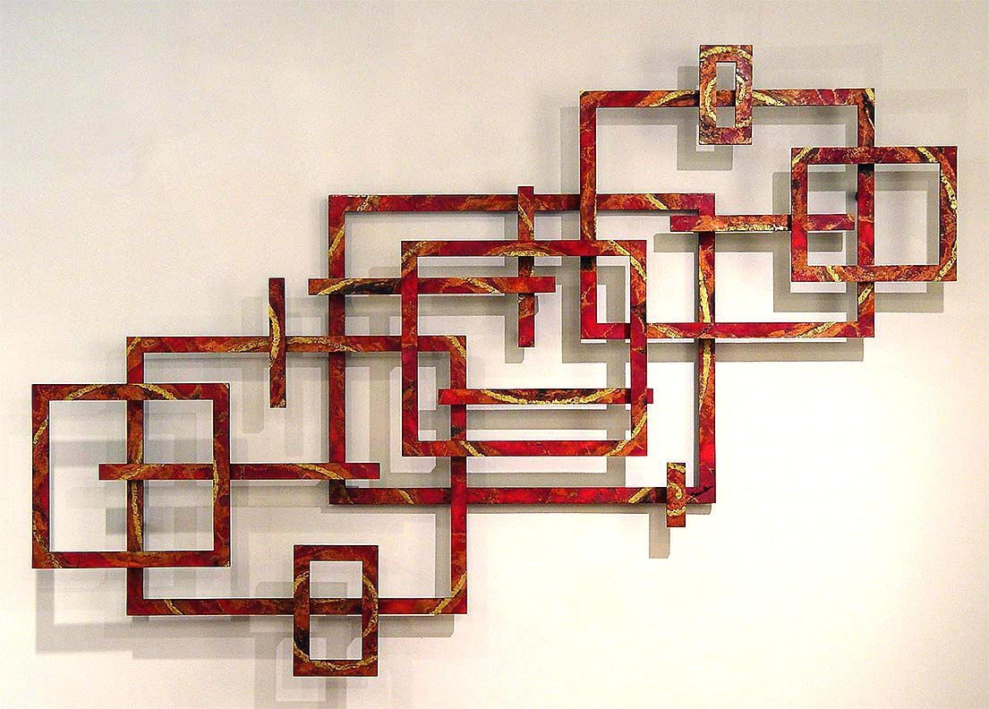 Wall Ideas: Metal Art For Wall (View 6 of 20)