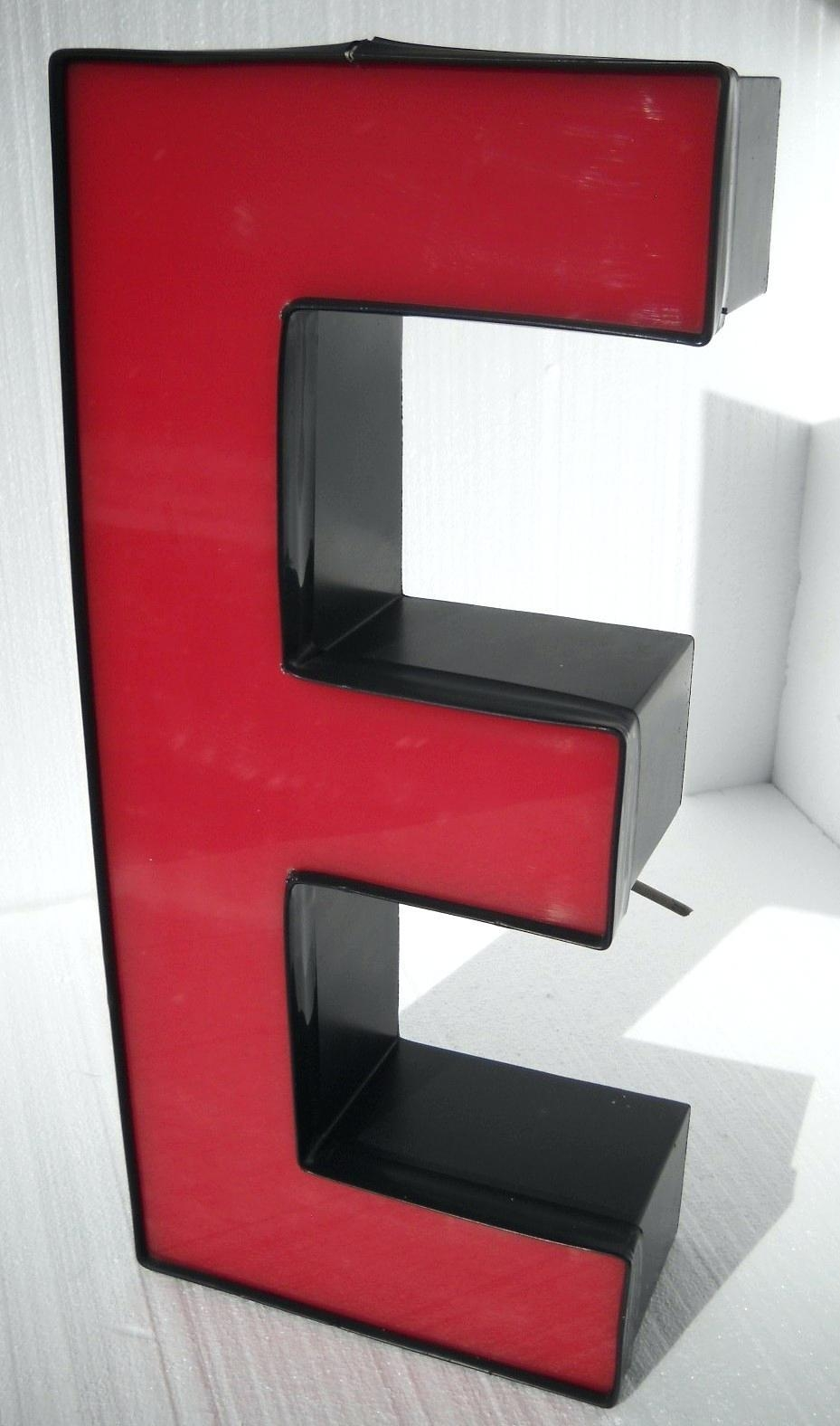 Wall Ideas: Metal Letters For Wall (View 18 of 20)