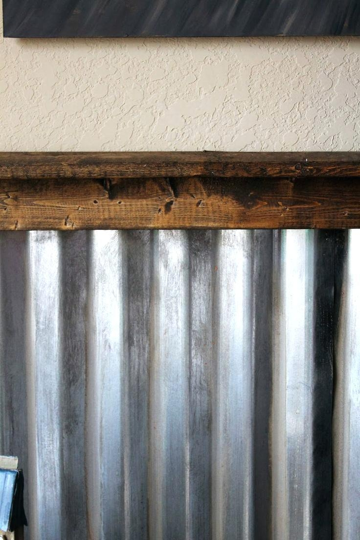 Wall Ideas: Metal Panels For Wall (Image 18 of 20)