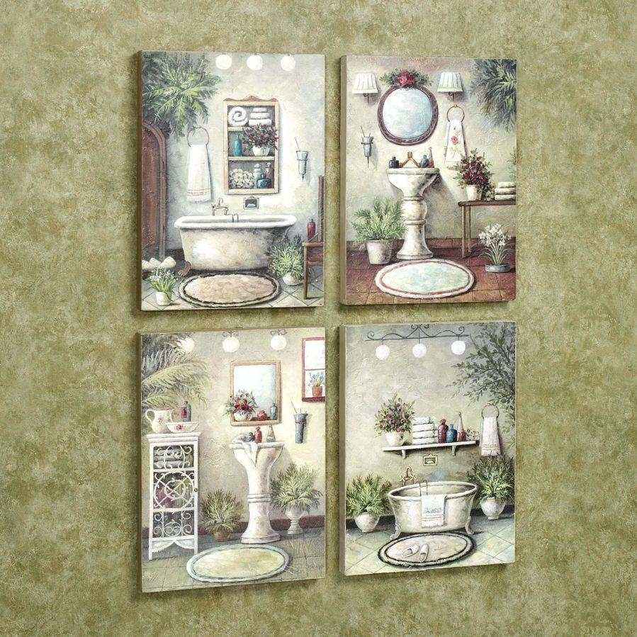 Wall Ideas : Metal Wall Art Target Glamorous Wall Art Panels 3D Pertaining To Glamorous Bathroom Wall Art (View 20 of 20)