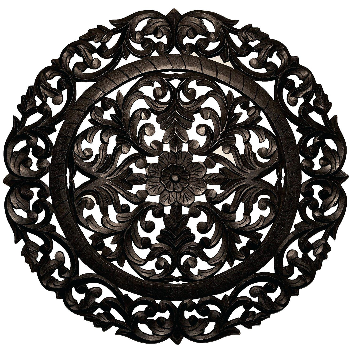 Wall Ideas: Metal Wall Medallion. Metal Wall Medallion Art (View 8 of 20)