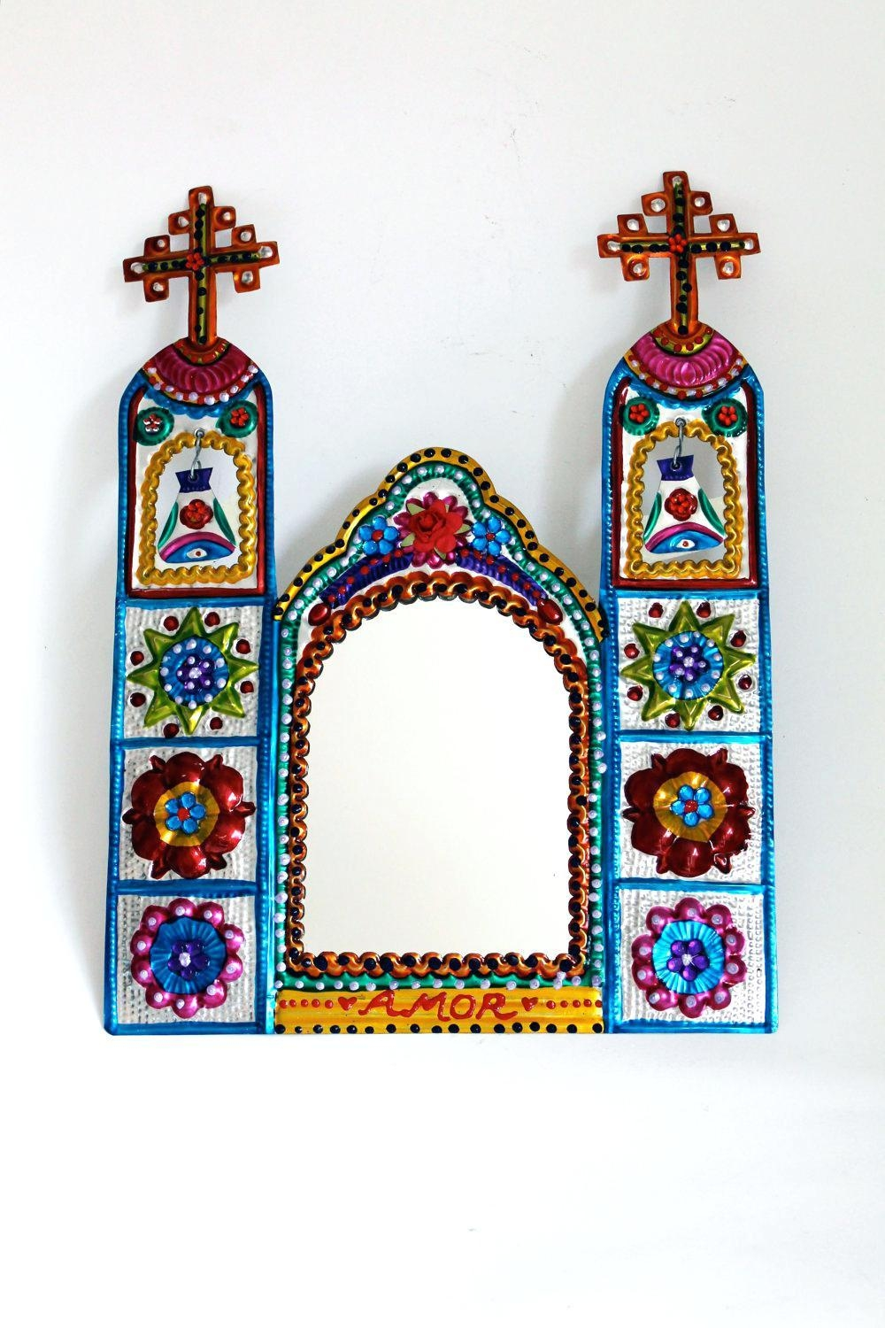 Wall Ideas: Mexican Wall Art. Mexican Wall Art Ebay (Image 16 of 20)