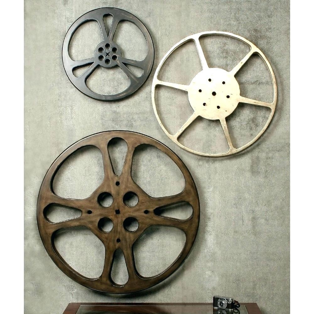 Wall Ideas Movie Reel Decor Image 19 Of 20