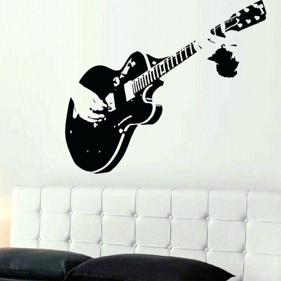 Wall Ideas : Musical Wall Art Decals Music Wall Art Stickers Uk Within Music Notes Wall Art Decals (View 16 of 20)