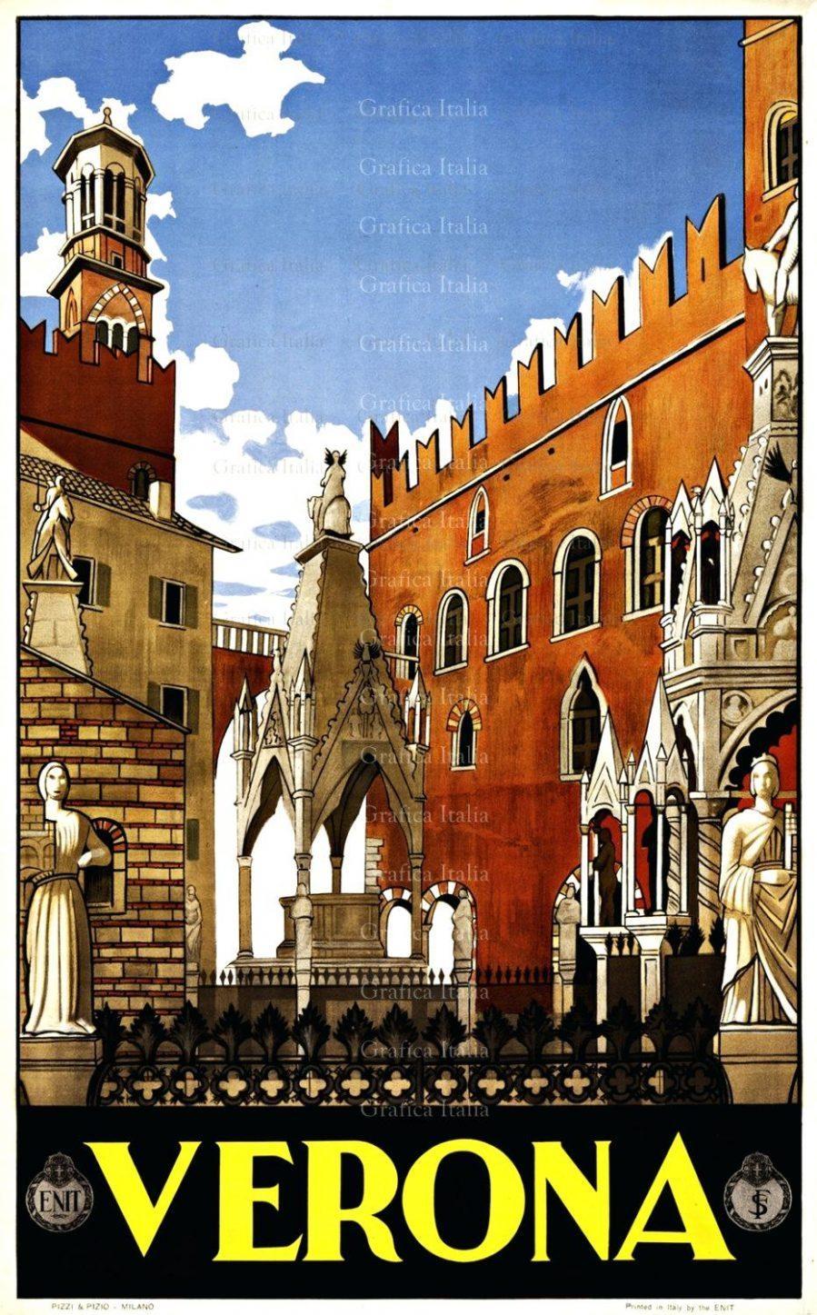Wall Ideas : Naples Italy Wall Art Tuscany Italy Wall Art Italy Inside Italian Travel Wall Art (View 7 of 20)