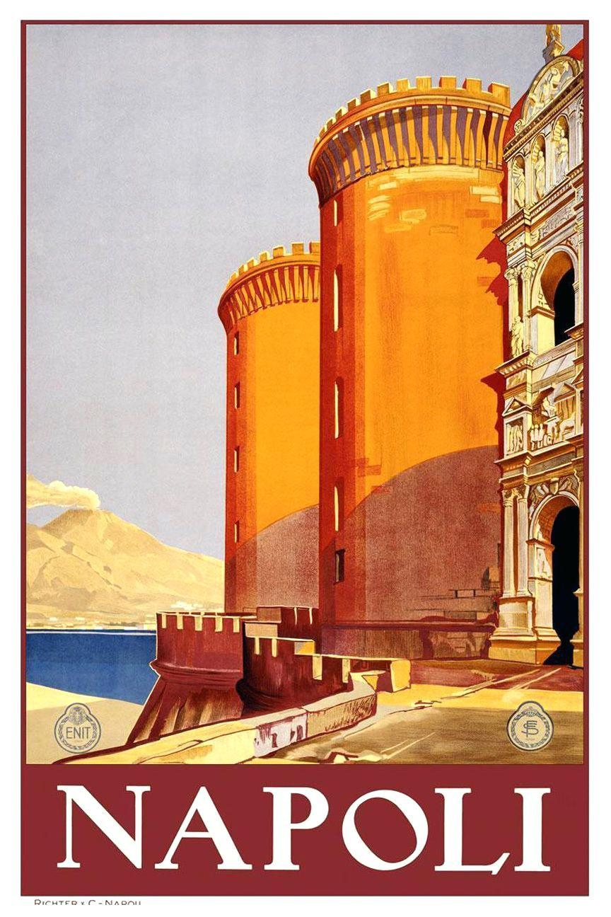 Featured Image of Italian Travel Wall Art