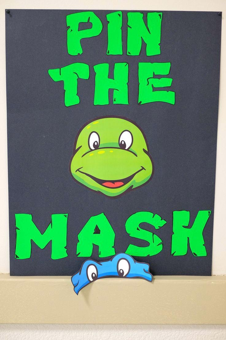 Wall Ideas: Ninja Turtle Wall Decor (Image 19 of 20)