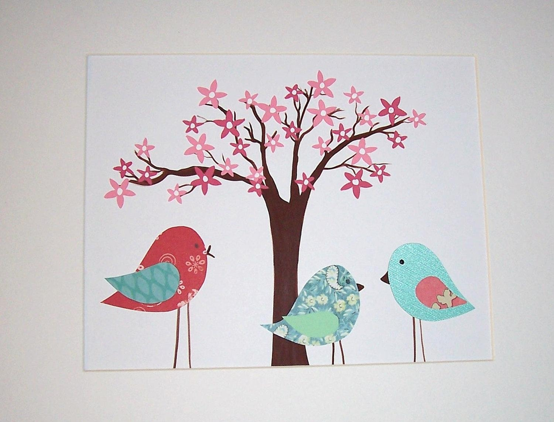 Wall Ideas: Nursery Wall Art Photo. Nautical Nursery Canvas Wall For Wall Art For Little Girl Room (Photo 19 of 20)