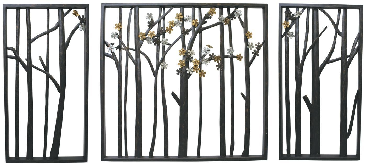 Wall Ideas: Outside Metal Wall Art (View 8 of 20)