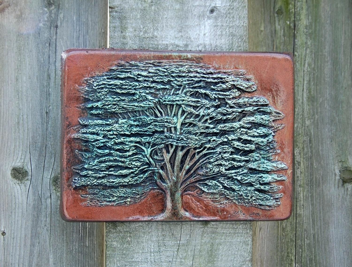 Wall Ideas : Patio Wall Decor Outside Wall Decor Images Diy Inside Tropical Outdoor Wall Art (View 19 of 20)