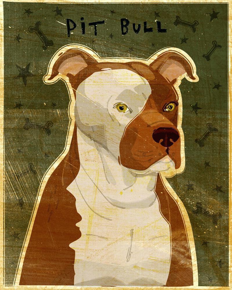 Wall Ideas : Pitbull Metal Wall Art Pitbull Wall Art Pitbull With Pitbull Wall Art (View 11 of 20)