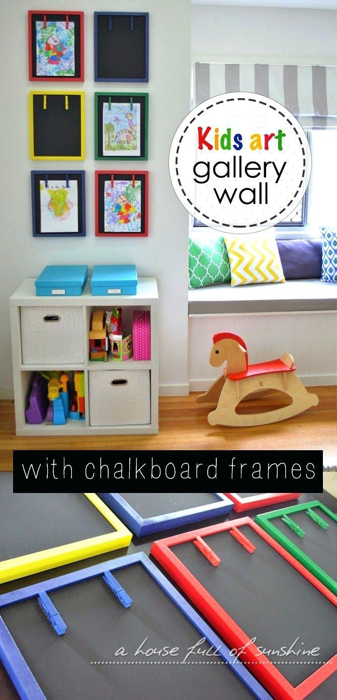 Wall Ideas: Playroom Wall Art. Playroom Vinyl Wall Art (Image 18 of 20)