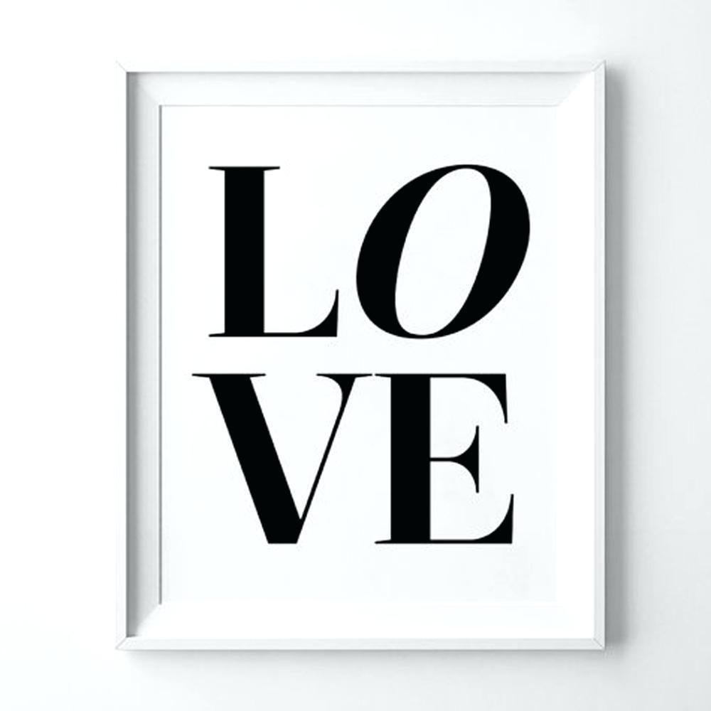 Wall Ideas : Printable Wall Art Pinterest Printable Poster Black With Printable Wall Art Quotes (View 17 of 20)