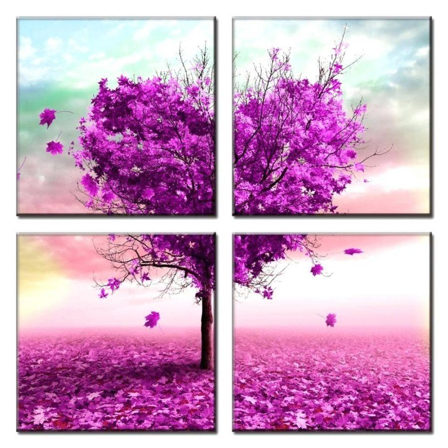 Purple Vegetable Wall Art: 20 Collection Of Purple Bathroom Wall Art
