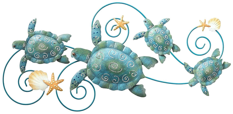Wall Ideas: Sea Turtle Wall Art. Sea Turtle Vinyl Wall Art (Image 20 of 20)