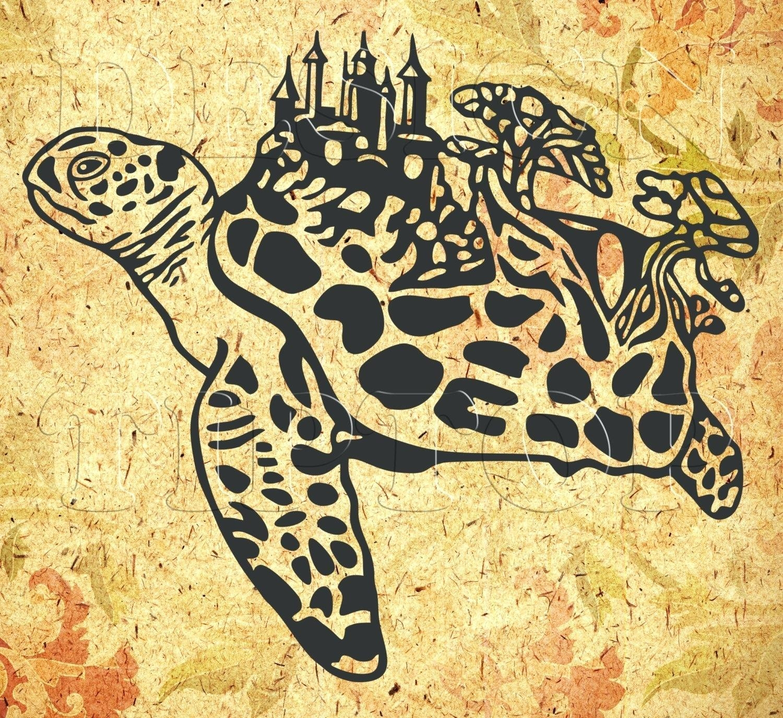 Wall Ideas: Sea Turtle Wall Art. Sea Turtle Vinyl Wall Art (Image 19 of 20)