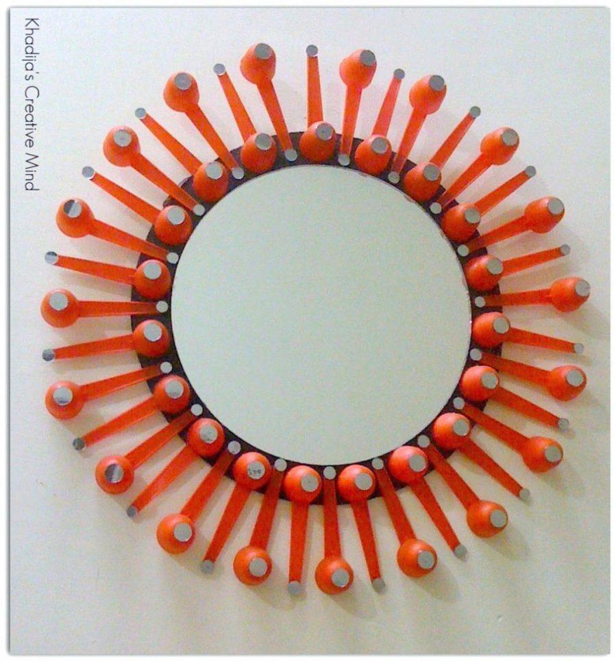 Wall Ideas: Spoon Wall Decor. Plastic Spoon Wall Decor (Image 19 of 20)