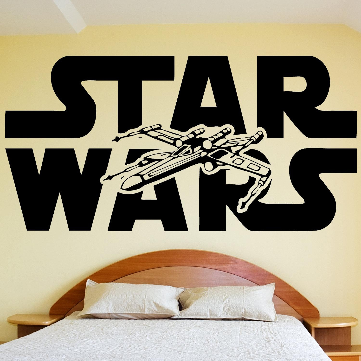 Wall Ideas: Star Wars Wall Decor Design (View 8 of 20)