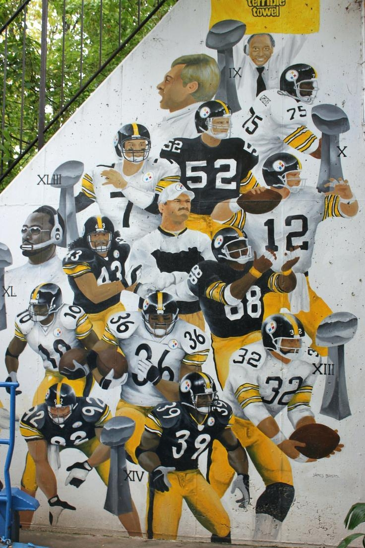 Wall Ideas: Steelers Wall Art (Image 20 of 20)