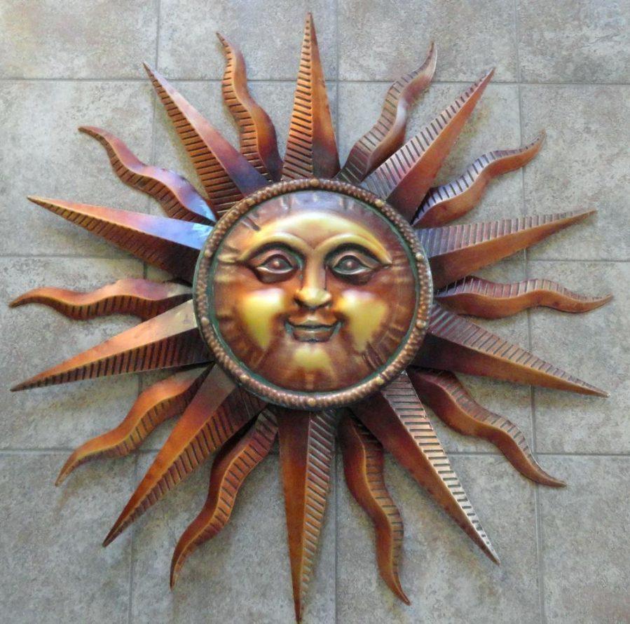 Wall Ideas: Sun Wall Art. Sun Wall Art Uk. Sun Wall Art Metal (View 20 of 20)