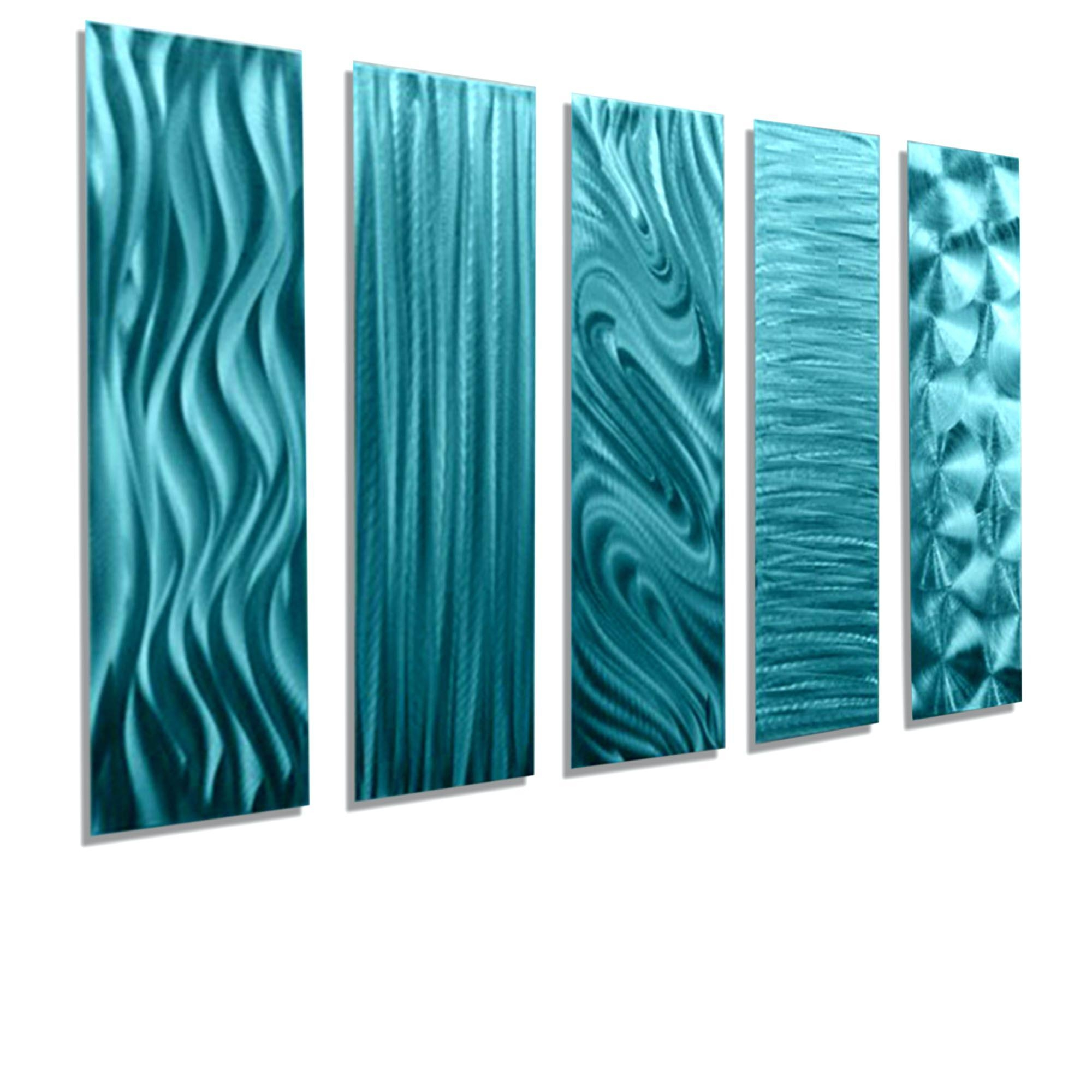 Wall Ideas: Teal Wall Art. Teal Wall Art Amazon (View 3 of 20)