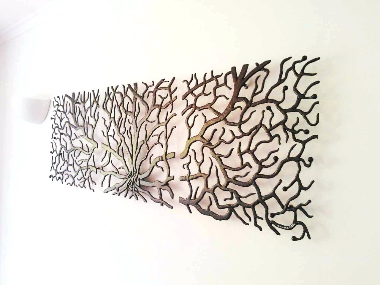 Wall Ideas: Tree Wall Art. Wooden Family Tree Wall Art (View 19 of 20)