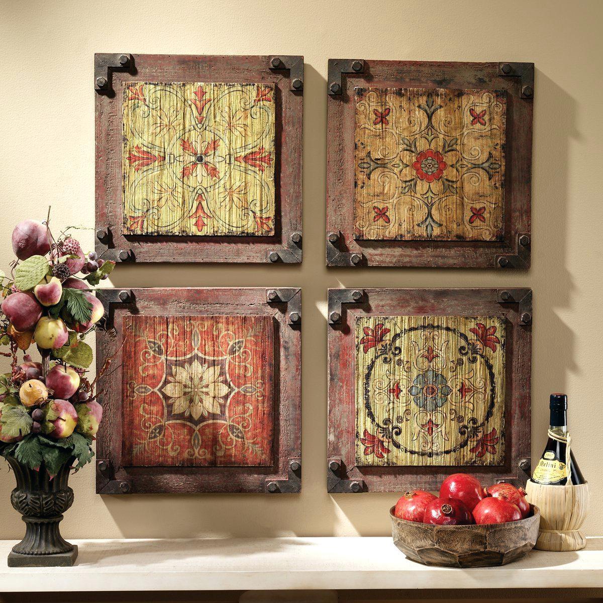 Featured Photo of Italian Wall Art Tiles