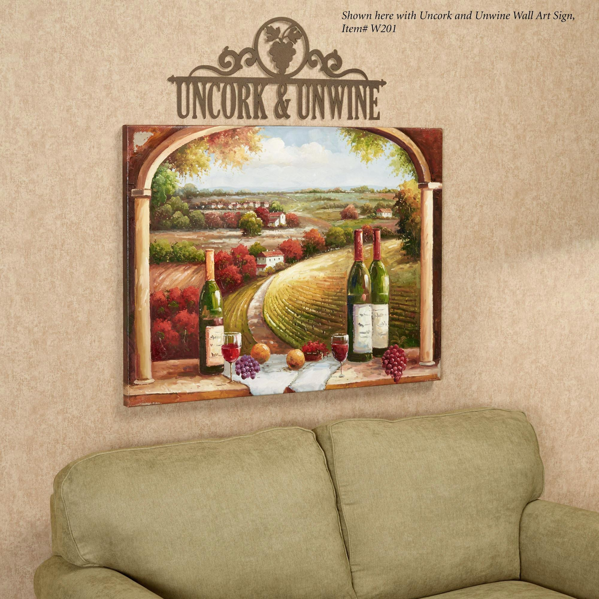 Wall Ideas: Tuscan Wall Art. Tuscany Wall Art Canvas (View 12 of 20)