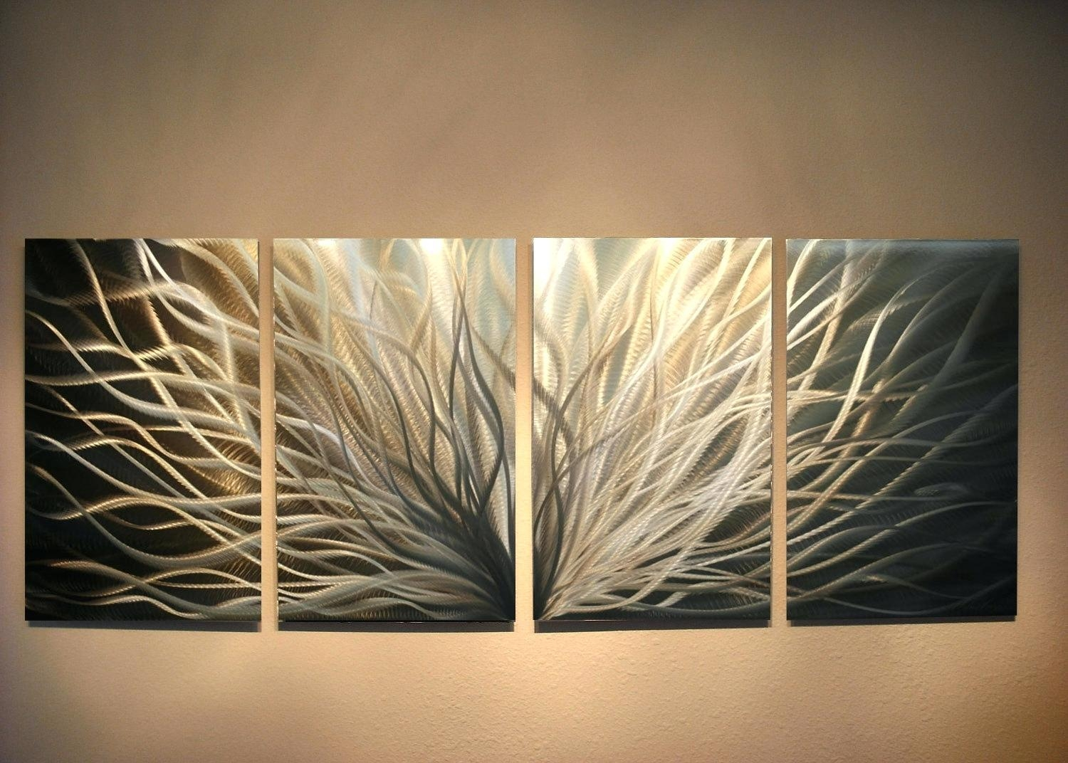 Wall Ideas : Wall Art Decor Ideas Wall Art Decor Images Best 25 Pertaining To Diy Metal Wall Art (View 4 of 20)