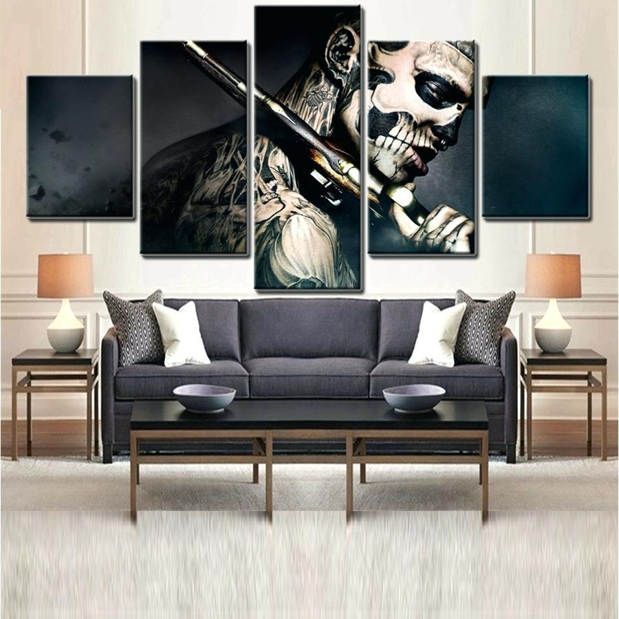 Featured Photo of Cool Wall Art For Guys