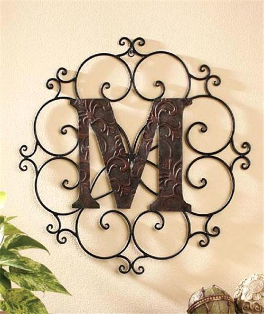 Wall Ideas: Wall Art Letters (Image 18 of 20)