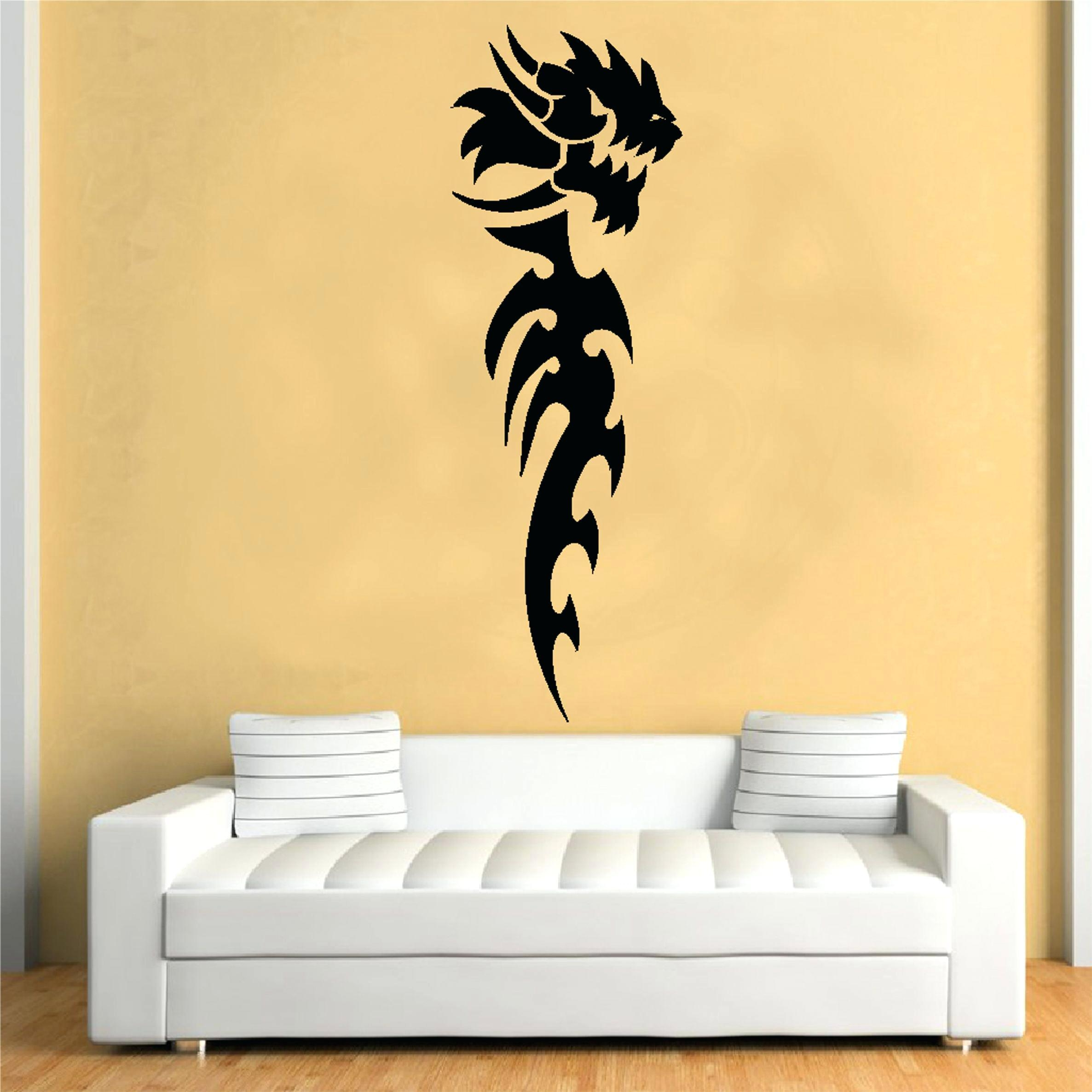 Stencil Wall Art | Wall Plate Design Ideas