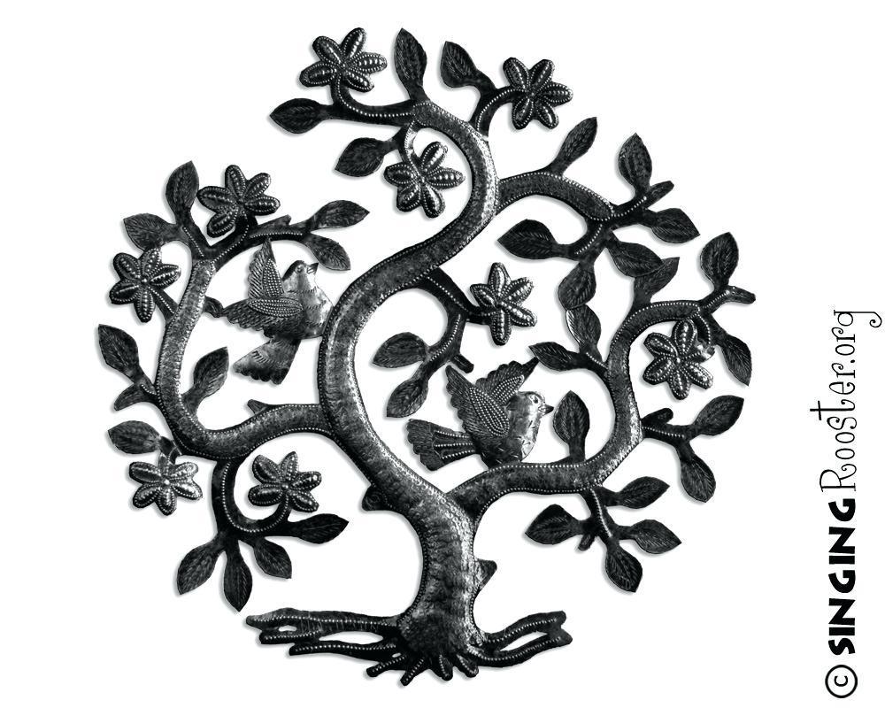 Wall Ideas: Wall Art Tree. Metal Wall Art Tree Of Life (Image 19 of 20)