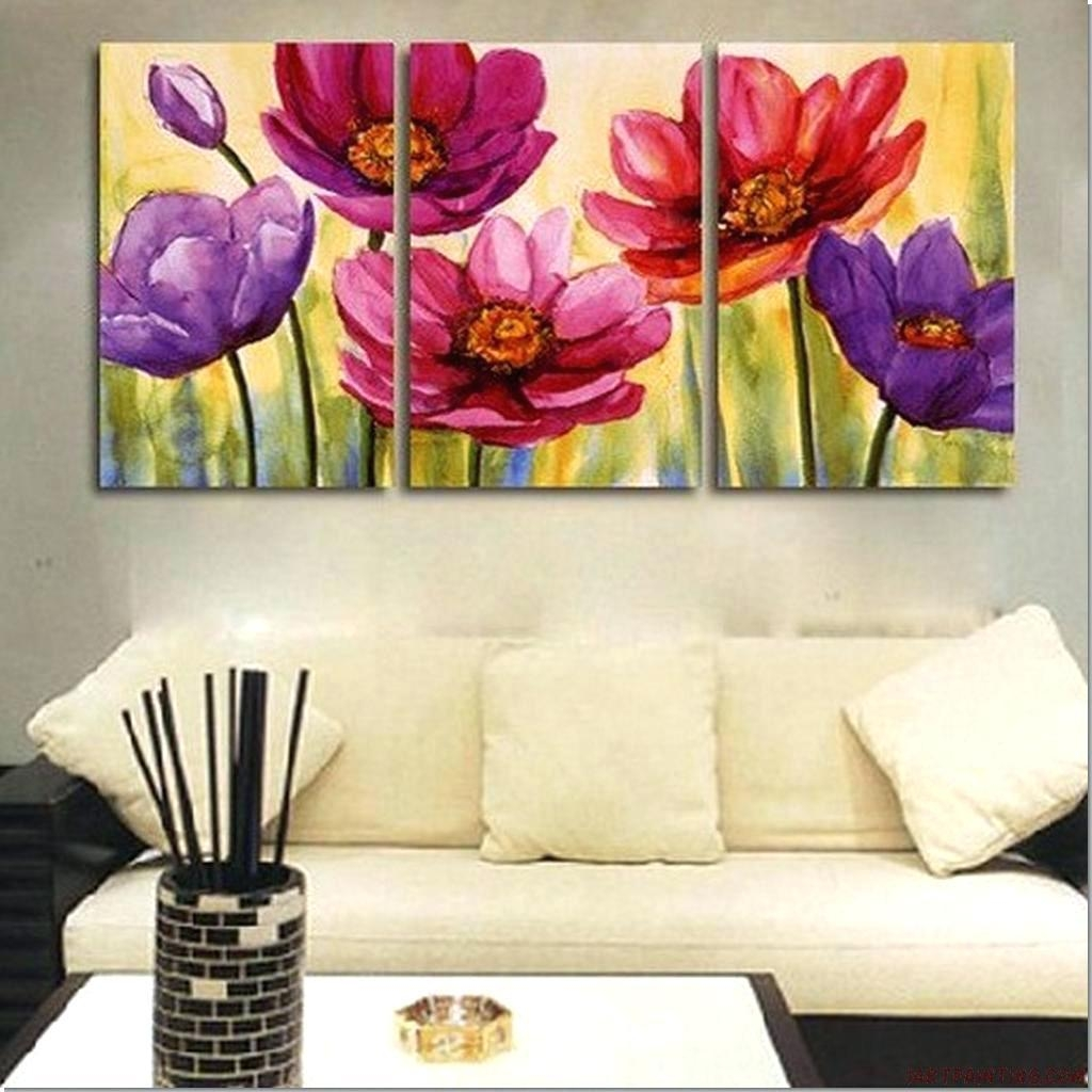 Wall Ideas: Wall Canvas Art (View 14 of 20)