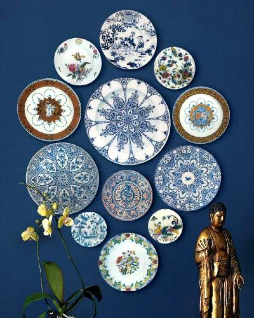 Wall Ideas: Wall Plates Decor. Wall Plates Decor Online (View 2 of 20)