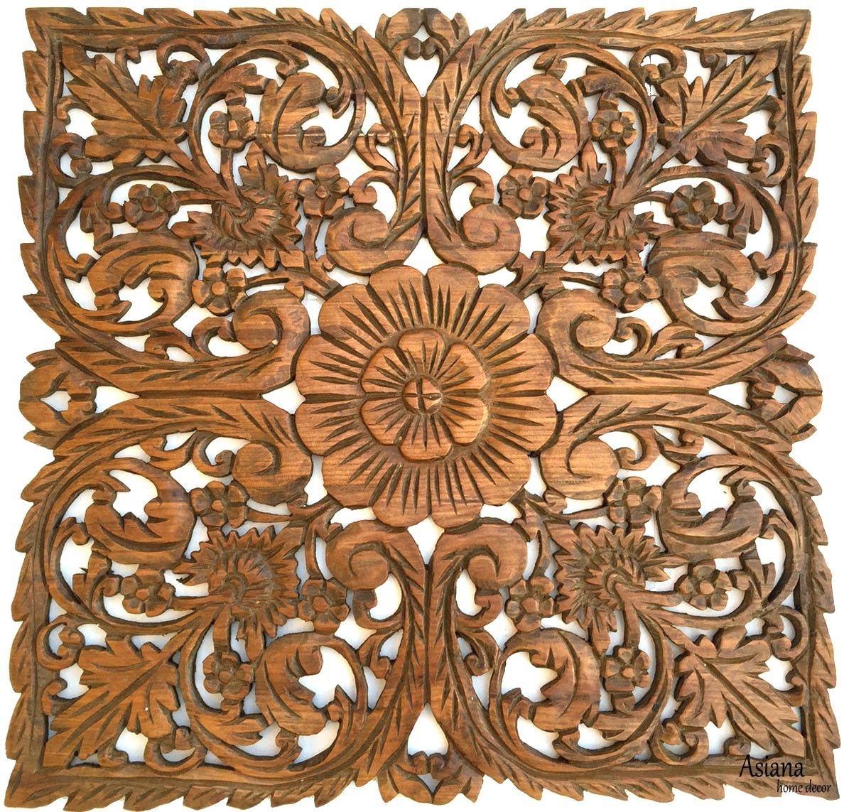 Wall Ideas : White Carved Wood Wall Art Uk Carved Wood Wall Art For Tree Of Life Wood Carving Wall Art (Image 17 of 20)