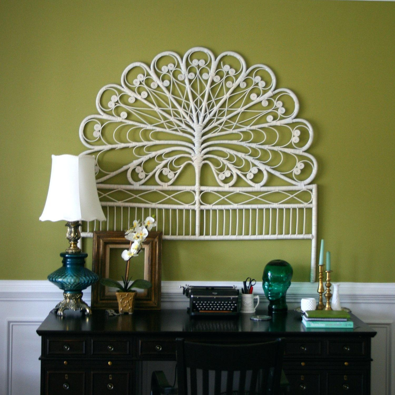Wall Ideas : Wicker Wall Accessories Decorative Wicker Wall With Wicker Rattan Wall Art (Image 18 of 20)