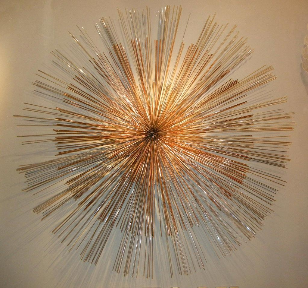 Wall Ideas : Wood Medallion Wall Art White Wood Medallion Wall Art For Silver Starburst Wall Art (View 6 of 20)