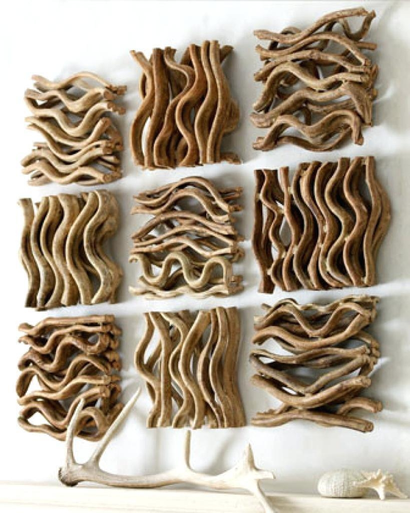Wall Ideas : Wooden Wall Decoration Wood Wall Art West Elm Fine With Regard To Capiz Wall Art (View 16 of 20)