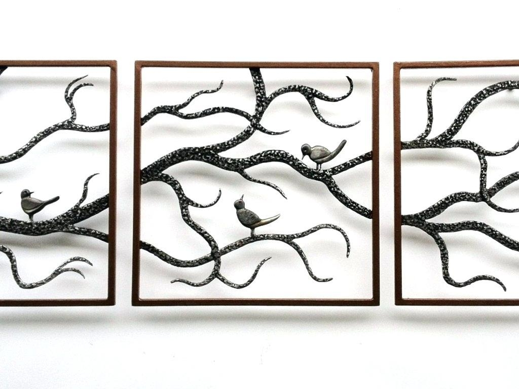 Wall Ideas: Wrought Iron Wall Art (View 16 of 20)
