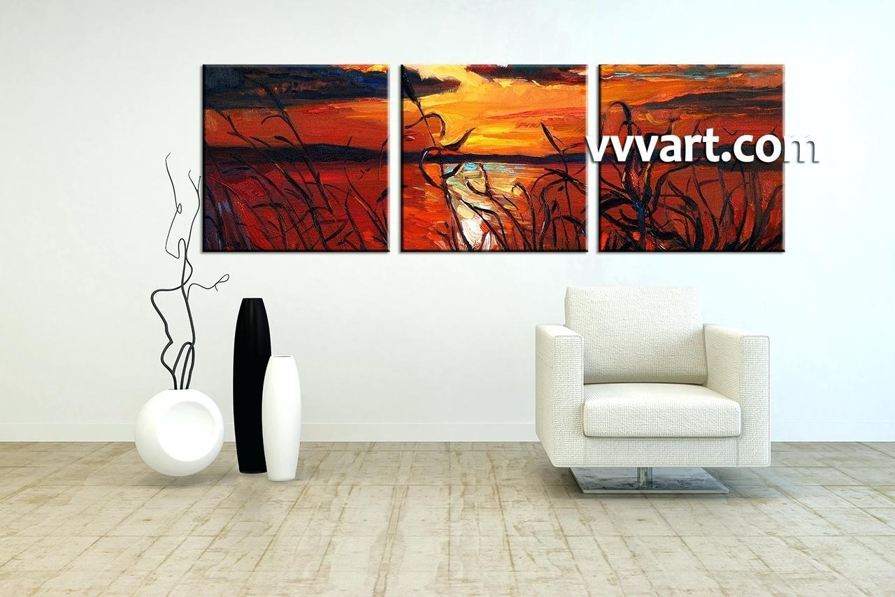 2019 Latest Extra Large Contemporary Wall Art